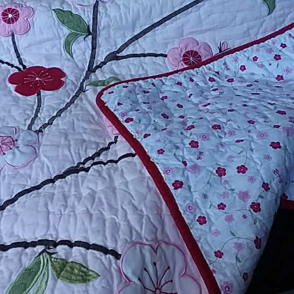 unmarked Other - Crib quilt  34 × 43
